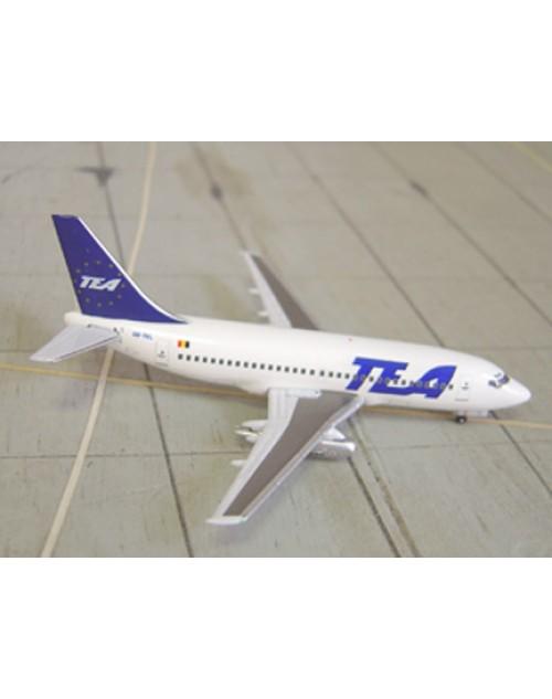 TEA Boeing 737-2M8 OO-TEL 1/400 scale diecast Aeroclassics