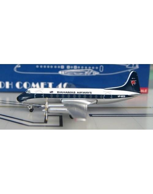 Bahamas Airways Viscount 702 VP-BCD 1/400 scale diecast Aeroclassics