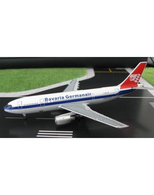 Bavaria Germanair Airbus A300B4-2C D-AMAX 1/400 scale diecast Aeroclassics