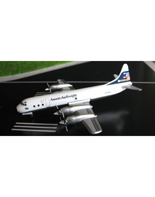 Ansett AirFreight Lockheed L-188 VH-RMC 1/400 scale diecast Aeroclassics