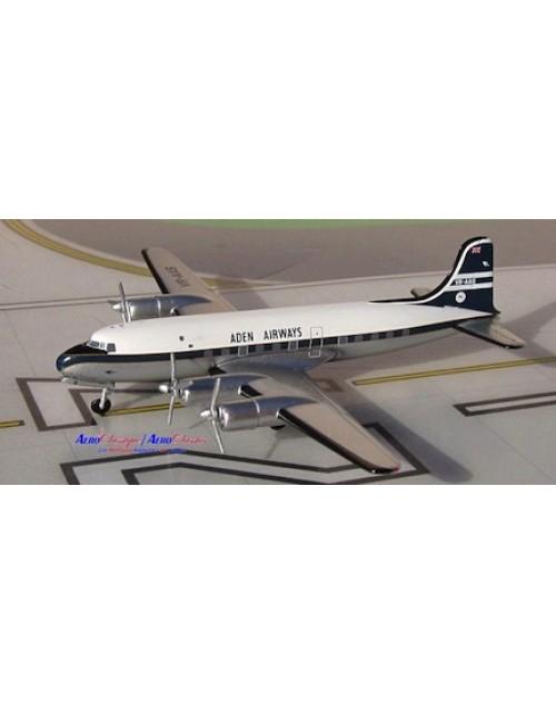 Aden Airways Canadair C-4 Argonaut VR-AAS 1/400 scale diecast Aeroclassics