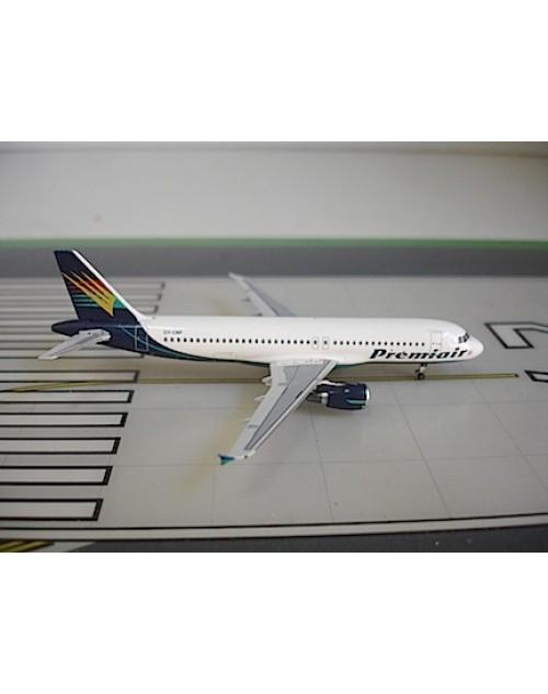 Premiair Airbus A320-212  OY-CNP 1/400 scale diecast Aeroclassics