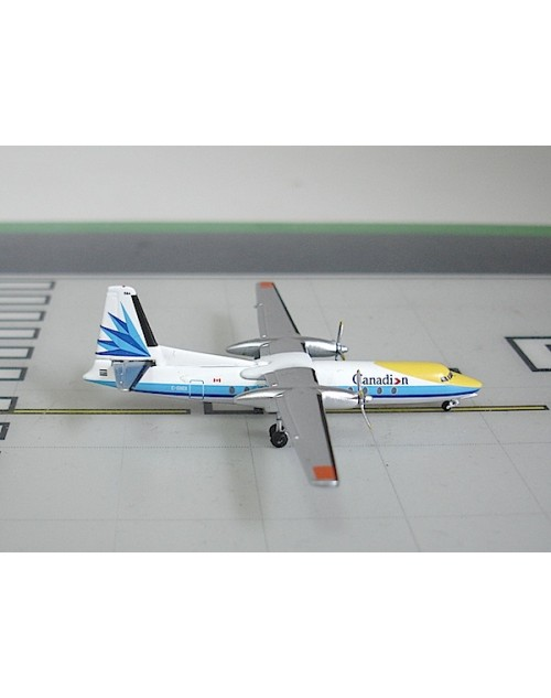 Canadi>n Fairchild FH-227 C-GNDI 1/400 scale diecast Aeroclassics