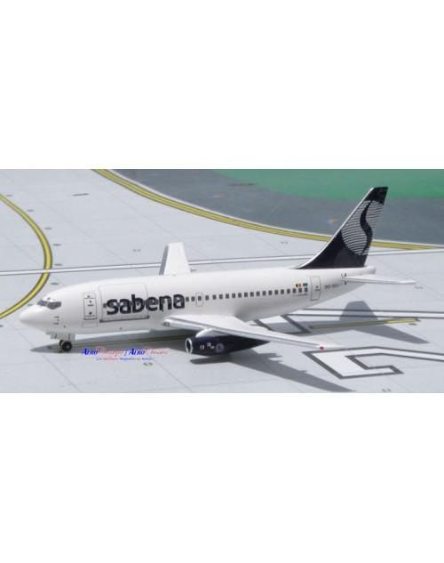 Sabena Boeing 737-229C OO-SDJ 1/400 scale diecast Aeroclassics