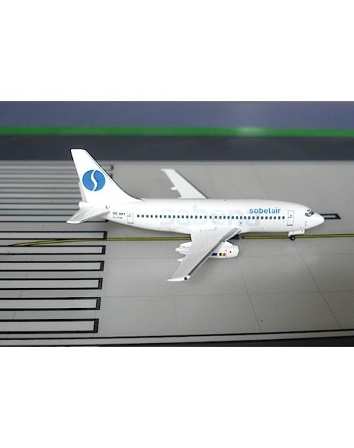 Sobelair Boeing 737-229Adv OO-SBT 1/400 scale diecast Aeroclassics
