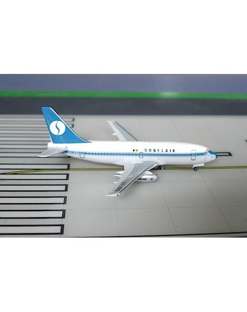 Sobelair Boeing 737-229Adv OO-SBQ 1/400 scale diecast Aeroclassics