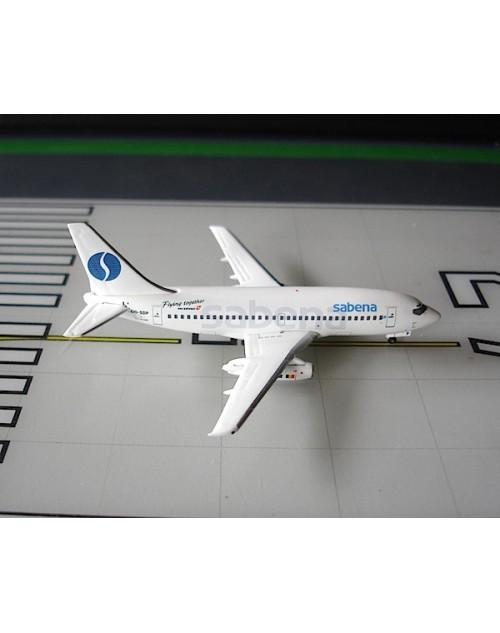 Sabena Boeing 737-229C OO-SDP 1/400 scale diecast Aeroclassics