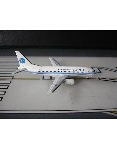 Xiamen Airlines Boeing 737-3Q8 B2655 1/400 scale dicast Aeroclassics