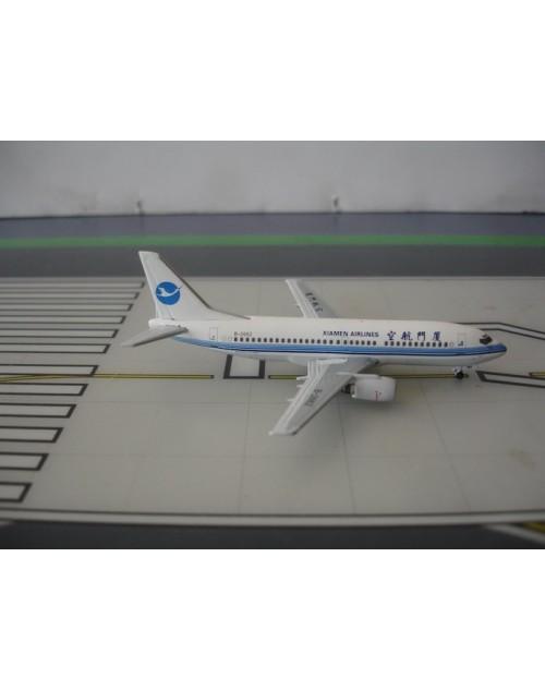 Xiamen Airlines Boeing 737-3Q8 B2662 1/400 dicast Aeroclassics