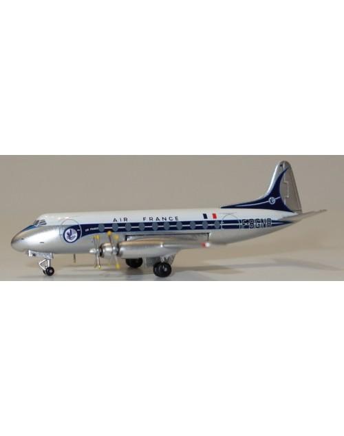 Air France Viscount 708 F-BNGR 1/400 scale diecast Aeroclassics