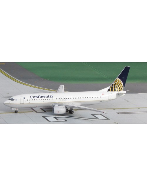 Continental Boeing 737-824 N16217 1/400 scale diecast Aeroclassics