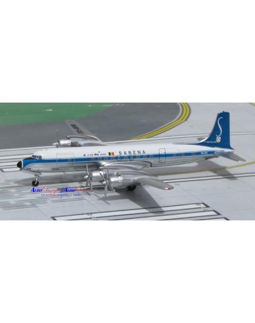 Sabena Douglas DC-7C OO-SFB 1/400 scale diecast Aeroclassics