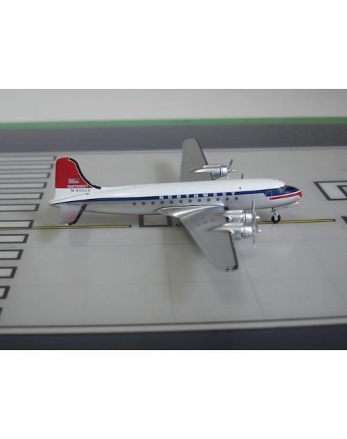 Northwest Douglas DC-4 N49529 1/400 scale diecast Aeroclassics