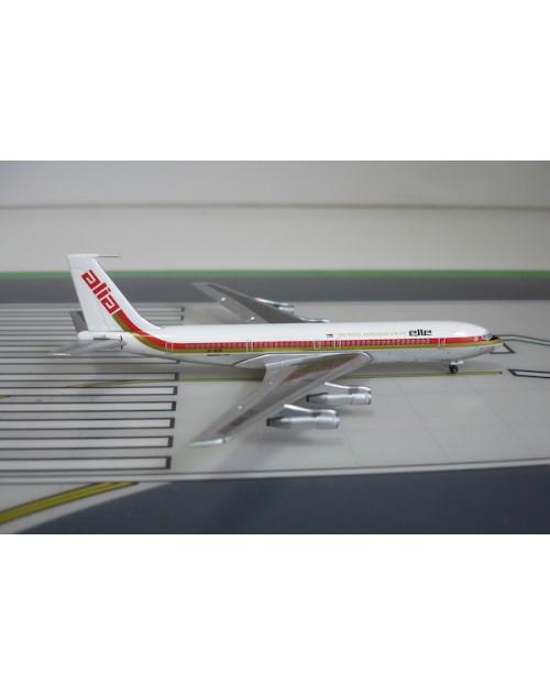 ALIA Royal Jordanian Boeing 707-320C JY-AEB 1/400 scale diecast Aeroclassics