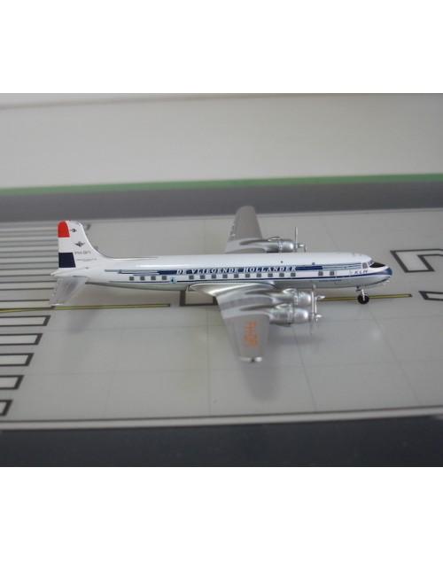 KLM Royal Dutch Airlines Douglas DC-6B PH-DFI 1/400 scale diecast Aeroclassics