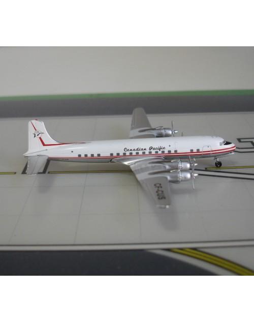 Canadian Pacific Douglas DC-6B CF-CUS 1/400 scale diecast Aeroclassics
