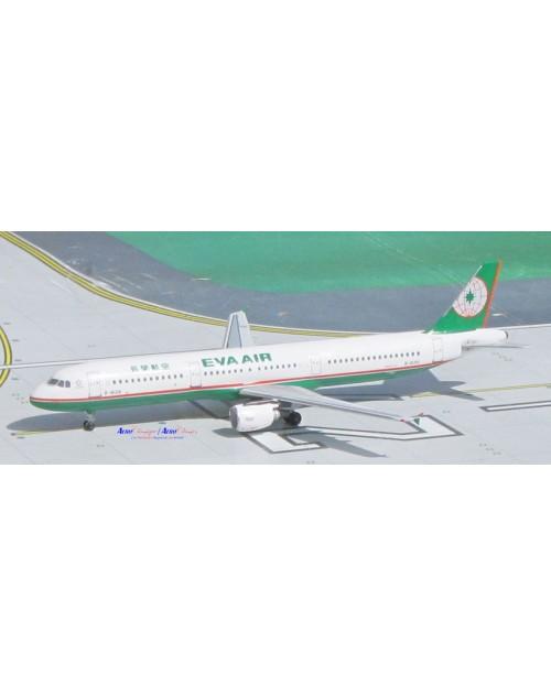 EVA Air Airbus A321-211 B-16201 1/400 scale diecast Aeroclassics