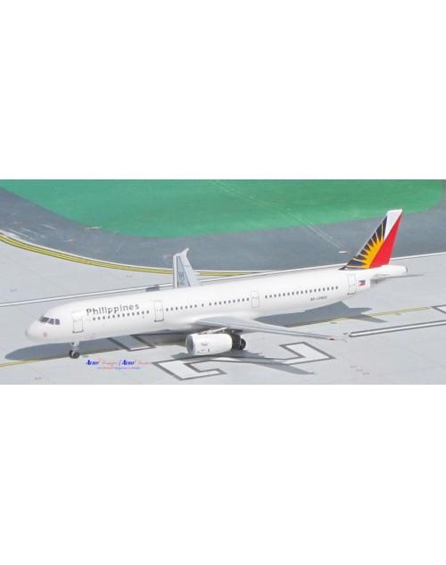 Philippines Airbus A321-231 RP-C9902 1/400 scale diecast Aeroclassics
