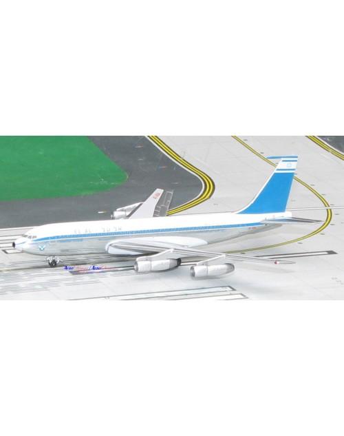 EL AL Boeing 720-058B 4X-ABA delivery colors 1/400 scale diecast Aeroclassics