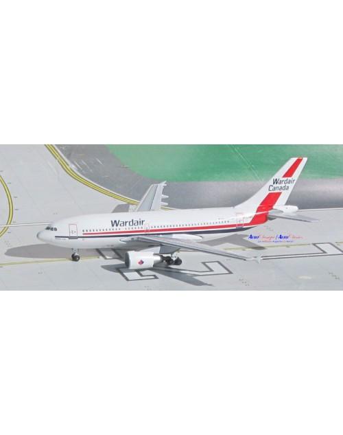 Wardair Airbus A310-304 C-GJWD 1/400 scale diecast AeroClassics
