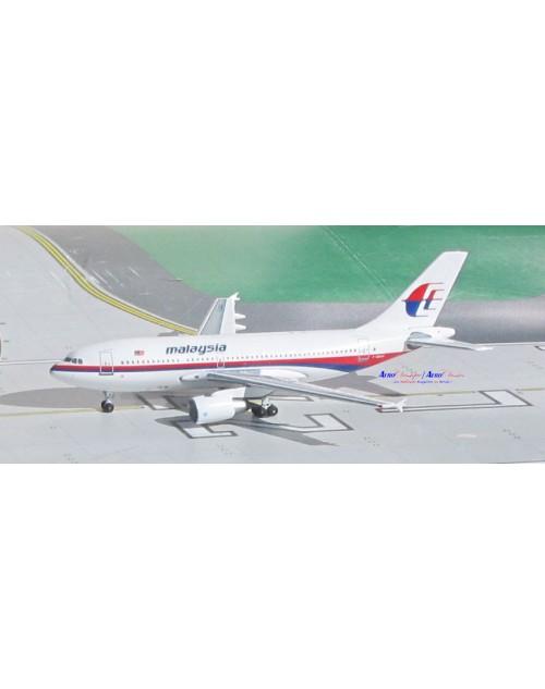 Malaysia Airbus A310-304 F-ODVF 1/400 scale diecast AeroClassics