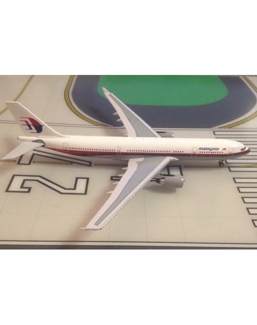 Malaysia Airbus A330-223 9M-MKX 1/400 scale diecast Aeroclassics