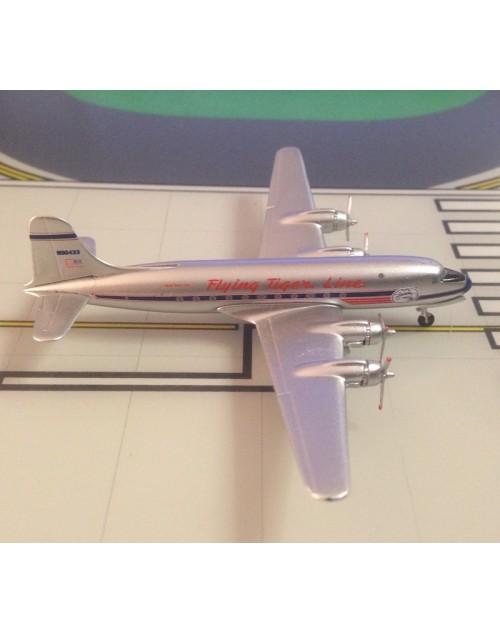 Flying Tiger Line Douglas DC-4 (C-54A) N90433 1/400 scale diecast Aeroclassics