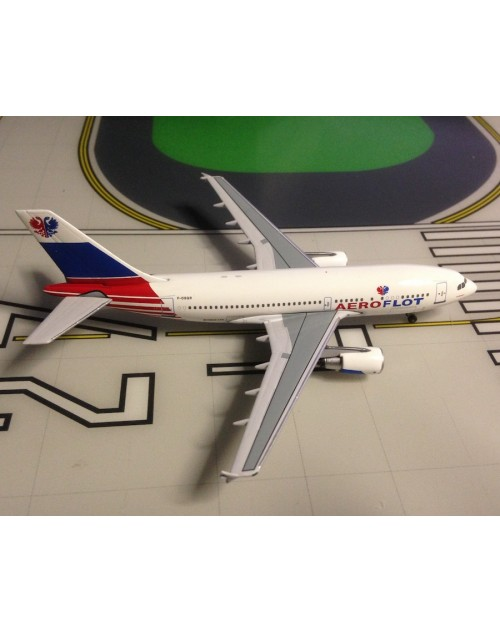 Aeroflot Airbus A310-308/ET F-OGQR early 1990s colors 1/400 scale diecast AeroClassics