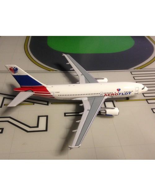 Aeroflot Airbus A310-308/ET F-OGQR early 1990s colors 1/400 scale diecast AeroClassics