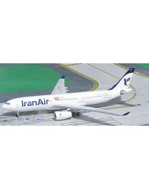 Iran Air Airbus A330-243 EP-IJA 1/400 scale diecast Aeroclassics
