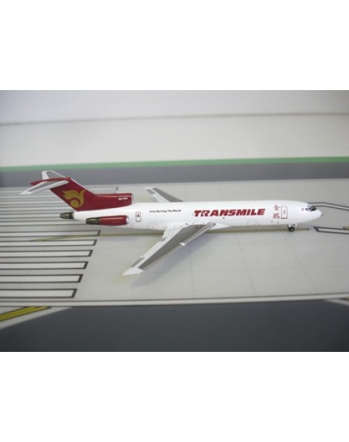 Transmile Boeing 727-247 9M-TGN 1/400 scale diecast Aviation 400 Models