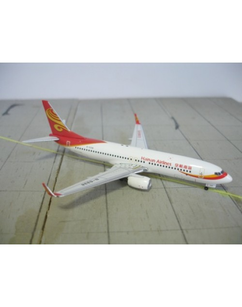 Hainan Airlines Boeing 737-84P B-5338 Winglets 1/400 scale diecast Aviation 400 Models