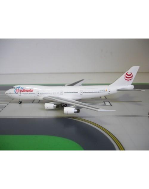 Air Pullmantur Boeing 747-228B EC-JFR 1/400 scale diecast Aviation 400 Models