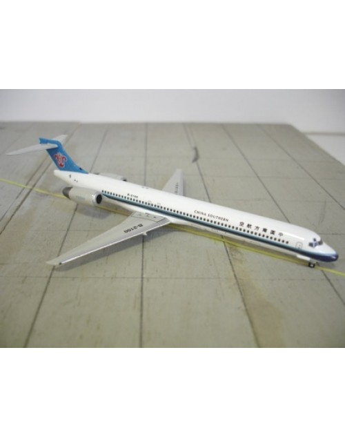 China Southern McDonnell Douglas MD-90-30 B-2100 1/400 scale diecast JC Wings Models