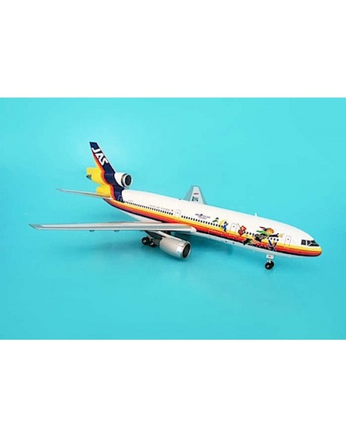Japan Air System Douglas DC-10 JA8551 Peter Pan 1/400 scale Aviation 200 Models
