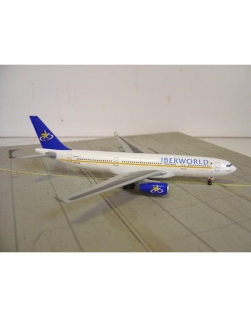 Iberworld Airlines Airbus A330-243 EC-IDB 1/400 scale diecast Dragon Wings Models