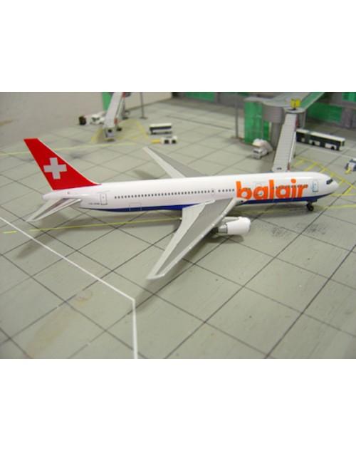 Balair Boeing 767-3BGER HB-IHW 1/400 scale diecast Dragon Wings Models/Tucano Line