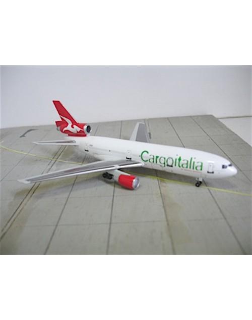 Cargoitalia Douglas DC-10-30F I-CGIA 1/400 scale diecast Dragon Wings Models