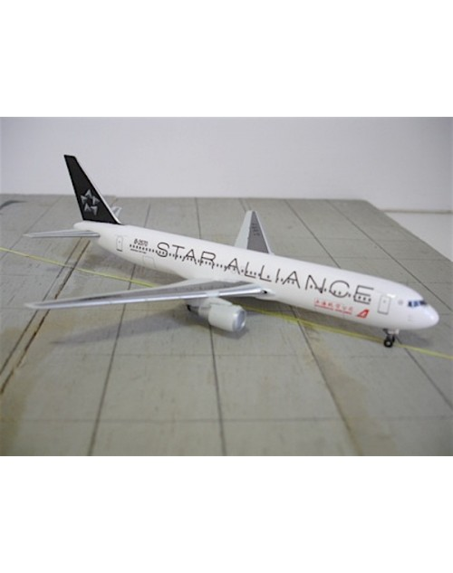 Shanghai Airlines Boeing 767-36D B-2570 Star Alliance 1/400 scale diecast Dragon Wings Models