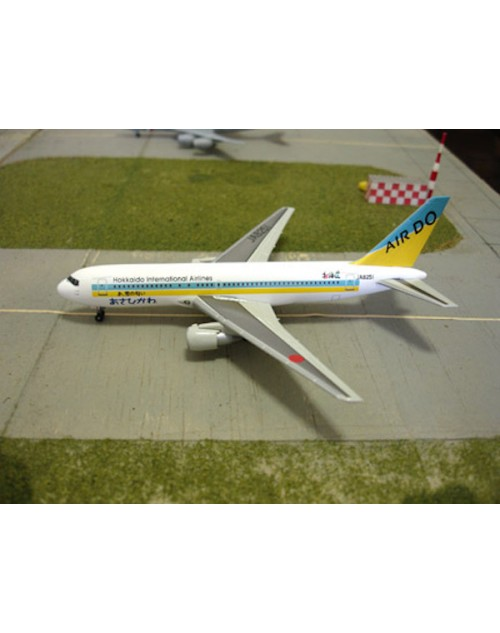 Air Do/Hokkaido International Airlines Boeing 767-281 JA8251 Corporate 1/400 scale diecast Dragon Wings Models