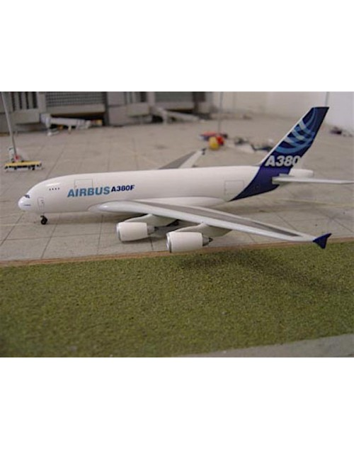 Airbus Industries Airbus A380F Freighter House colors 1/400 scale diecast Dragon Wings