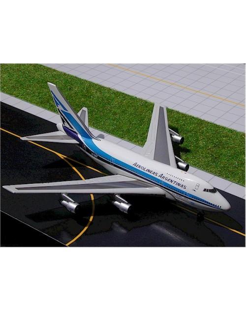 Aerolineas Argentinas Boeing 747-SP27 LV-OHV 1/400 scale diecast GemniniJets