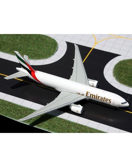 Emirates SkyCargo Boeing 777-F1H A6-EFF 1/400 scale diecast Gemini Jets