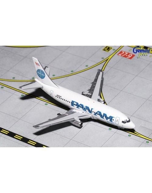 Pan Am Boeing 737-222 N66AF Bilboard 1/400 scale diecast Gemini Jets