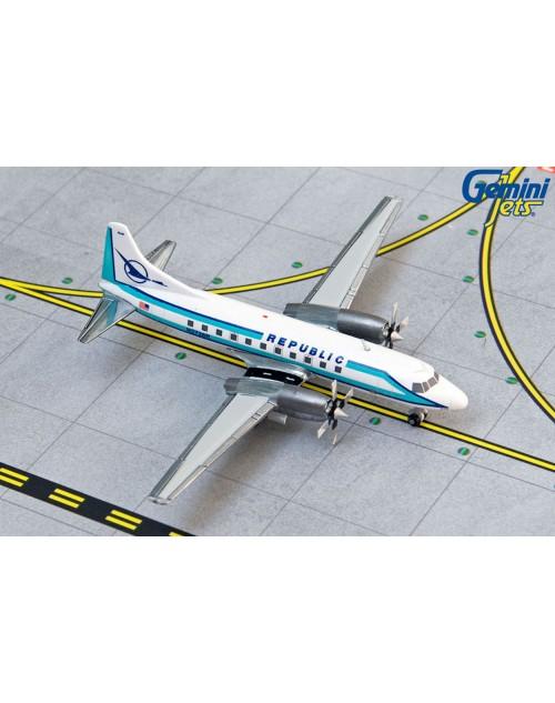 Republic Convair 580 N2041 1/400 scale diecast Gemini Jets Models