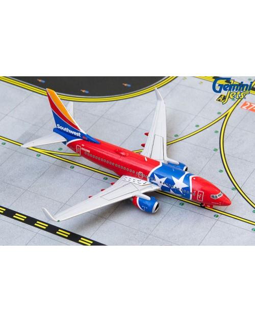 Southwest Boeing 737-700 Winglets N922WN Tennessee 1 1/400 scale diecast GeminiJets