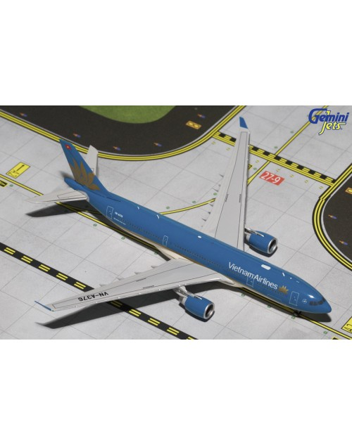 Vietnam Airlines Airbus A330-223 VN-A376 1/400 scale diecast GeminiJets