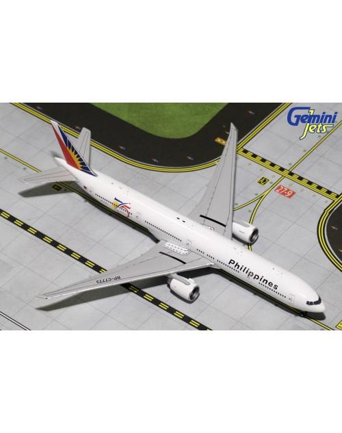 Philippines Boeing 777-323ER RP-C7773 75th Anniversary 1/400 scale diecast Gemini Jets