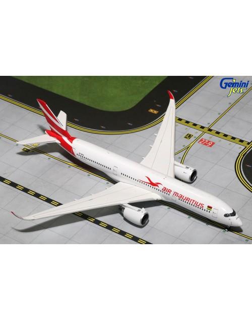 Air Mauritius Airbus A350-900 3B-MKA 1/400 scale diecast GeminiJets