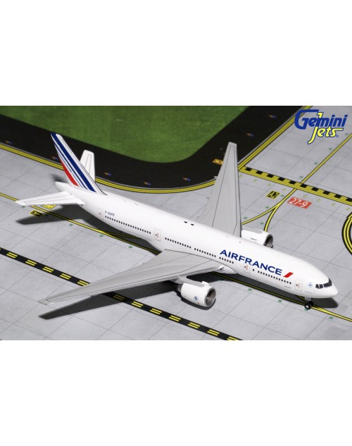 Air France Boeing 777-228ER F-GSPZ 1/400 scale diecast Gemini Jets